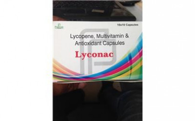 Lycopene with Multivitamins & mutltiminerals Capsules