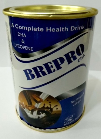 A COMPLETE HEALTH DRINK DHA & LYCOPENE