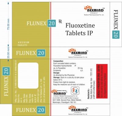 FLUOXETINE TABLETS IP