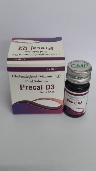 Cholecalciferol (Vitamin D3) Oral Solution