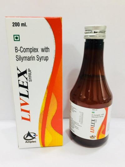 B-COMPLEX WITH SILYMARIN SYRUP