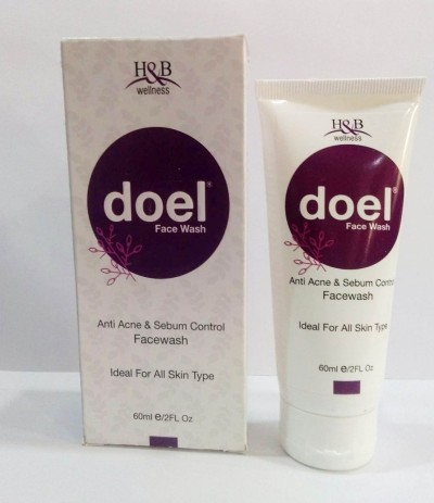 DOEL(ANTI ACNE &  SEBUM CONTROL FACEWASH)
