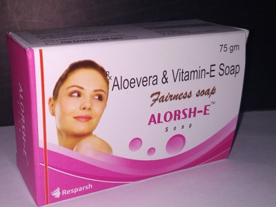 ALOEVERA & VITAMIN E SOAP