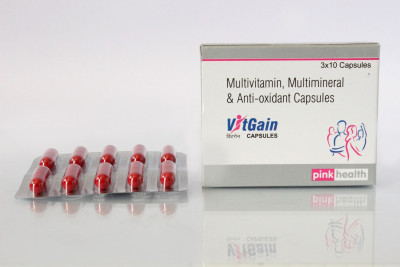 """Multivitamin + Multimineral  + Antioxidant"""