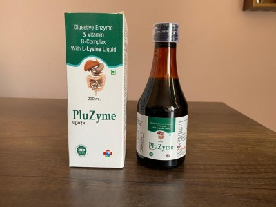 DIGESTIVE ENZYME & VITAMIN B-COMPLEX WITH L-LYSINE LIQUID