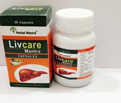 HARBAL LIVER CAPSULES