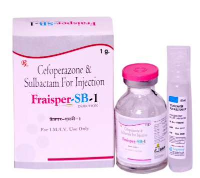 CEFOPERAZONE + SULBACTUM FOR INJECTION
