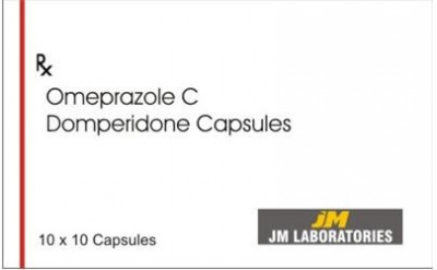 Omeprazole-20mg + Domperidone-10mg