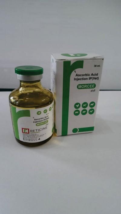 ASCORBIC ACID INJECTION IP(VET.)