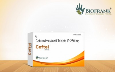 CEFUROXIME AXETIL TABLETS IP 250 MG