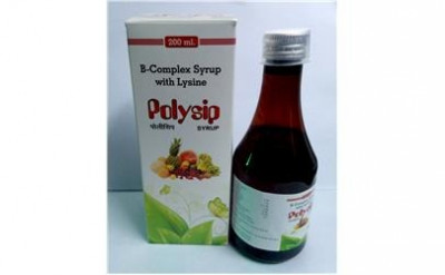 Pharmacrutical syrup