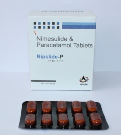 NIMUSULIDE 100MG + PARACETAMOL 325MG