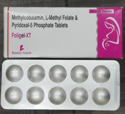 METHYLCOBALAMIN, L-METHYL FOLATE & PYRIDOXAL-5 PHOSPHATE TABLETS