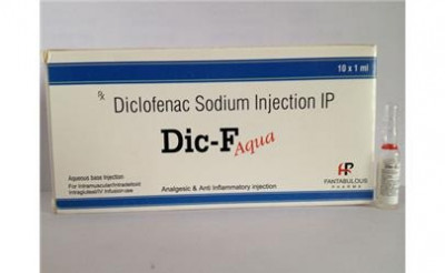 Diclofenac Sodium Injection
