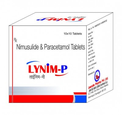 Nimusulide 100 mg + Paracetamol 325 mg