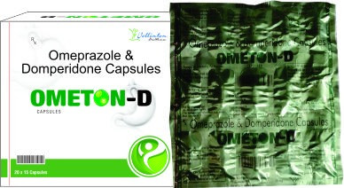 Omeprazole 20mg +Domperidone 10mg