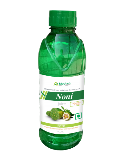 Madren Healthcare Noni Juice 1ltr & 500ml
