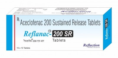 Aceclofenac 200 Sustained Release Tablets