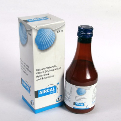 Manufacturer of Pharmaceutical Syrups
