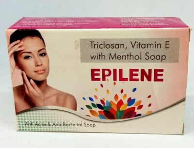 TRICLOSON , VITAMIN E WITH MENTHOL SOAP