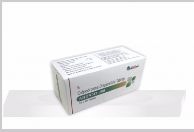 Manufacturer of Cefpodoxime 200mg