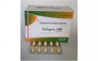 Natural Progesterone 200 Mg