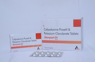 cefpodoxime proxetil & potassium clavulanate tablets