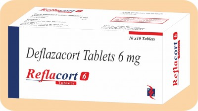 DEFLAZACORT 6MG tablets
