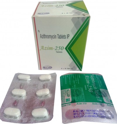 AZTHROMYCIN TABLETS IP
