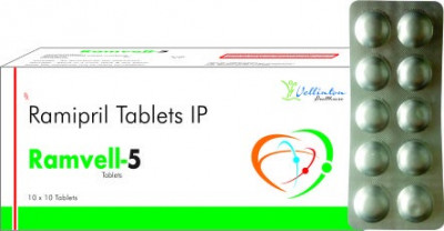 Romipril 5mg Tablets IP