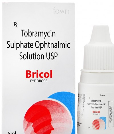Tobramycin Sulphate Ophthalmic Solution USP
