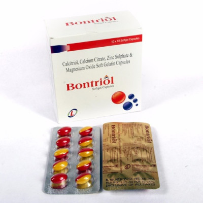 Pharmaceutical Soft Gel