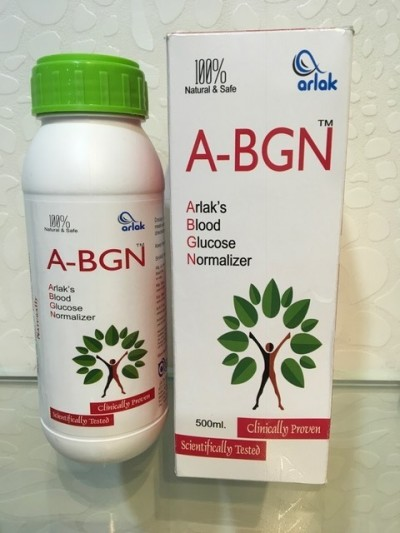 BLOOD GLUCOSE NORMALIZER