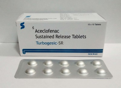 Aceclofenac & Sustained Release tablets