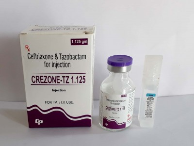 Ceftriaxone & Tazobactum for injection
