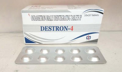 ONDANSETRON ORALLY DISNTEGRATING TABLETS IP