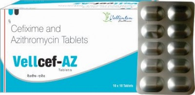 CEFIXIME AND AZITHROMYCIN TABLETS