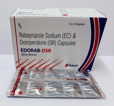 Rabeprazole 20mg + Domperidone 30mg (SR)