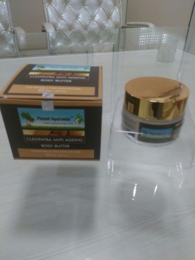 cleopatra anti ageing body butter