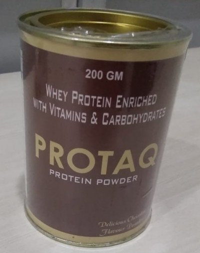 PROTEIN ENRICHED WITH VITAMINS &  CARBOHYDRATES