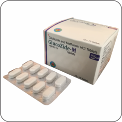 GLICLAZIDE AND METFORMIN HCL  TABLETS