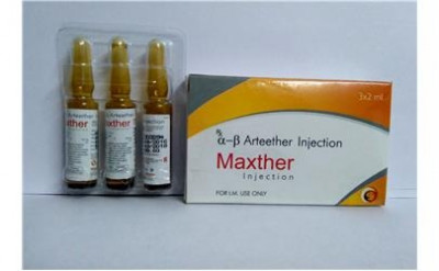 ARTEETHER 150 mg / 2 ML