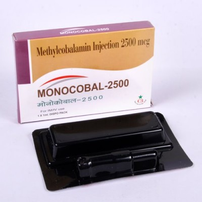METHYLCOBALAMIN INJECTION 250MCG