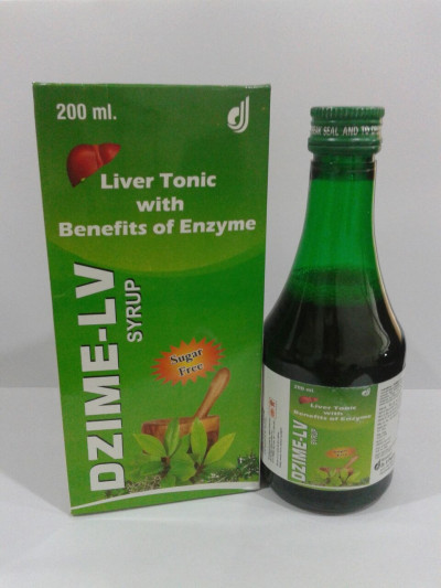 Liver tonic with Benefits of Enzyme