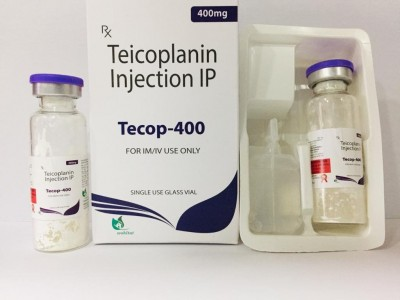 TEICOPLANIN INJECTION IP