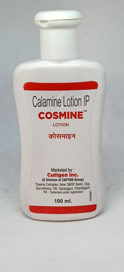 CALAMINE LOTION IP