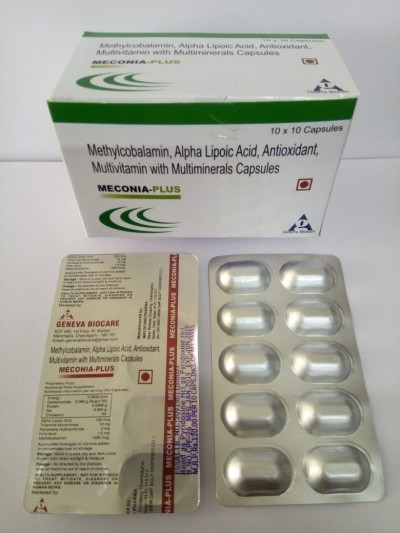 METHYLCOBALAMIN,ALPHA LIPOIC ACID , ANTIOXIDANT, MULTIVITAMIN WITH MULTIMINERALS CAPSULES