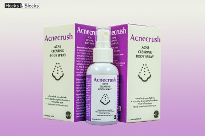 ACNECRUSH - Acne Clearing Body Spray