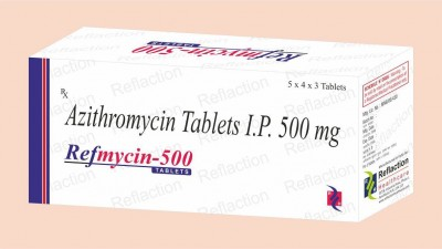 Azithromycin Tablets I.P. 500 mg