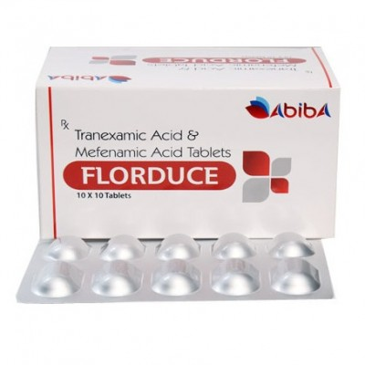 TRANEXAMIC 500 MG + MEFENAMIC 250 MG